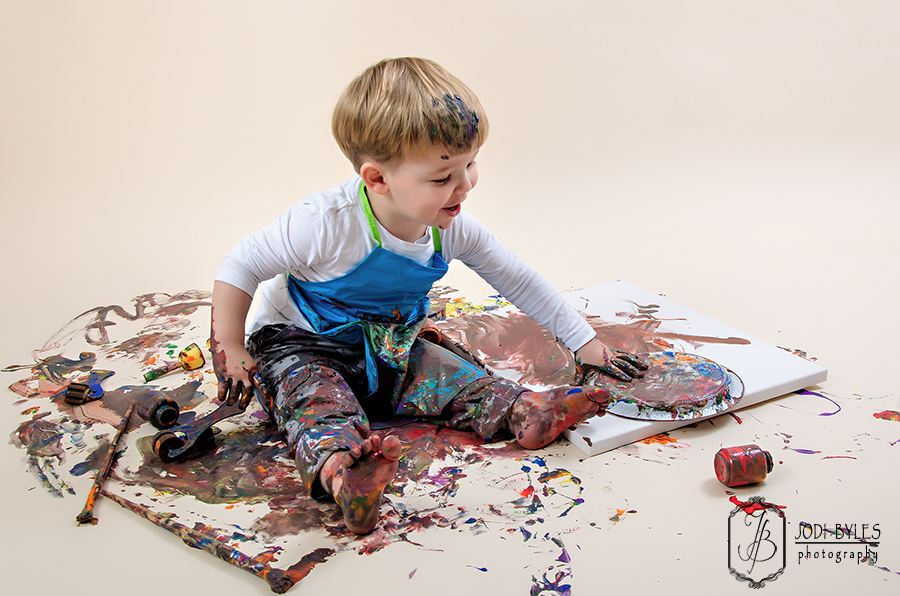Jodi Byles Photography, Paint-Splash-Gallery