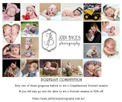 Babies of 2016 Photo Contest Jodi Byles Photography Capel Newborn photogrfapher