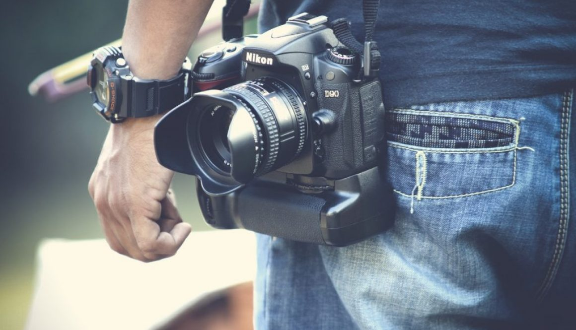 Professional photographers and what to look for when hiring one.
